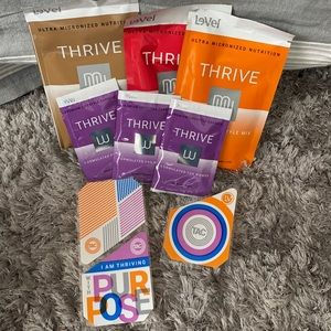 3 Day Upgraded THRIVE Experience TAC DFT